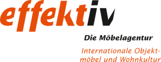 effektiv - Die Möbelagentur GmbH, Handelsvertretung für Objekteinrichtung und Wohnmöbel